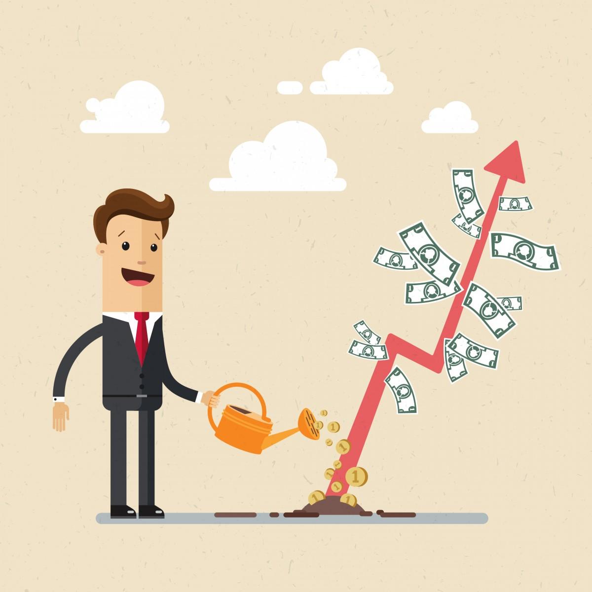 Werkkapitaal is belangrijk bij de groei van familiebedrijven